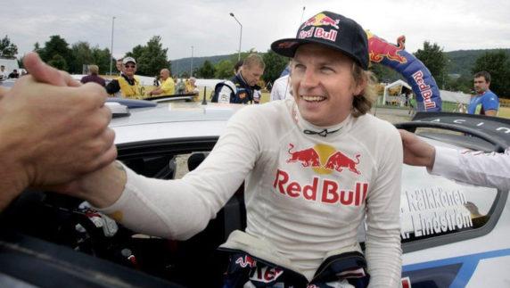 foto: Kimi Raikkonen planea regresar al Mundial de Rallys
