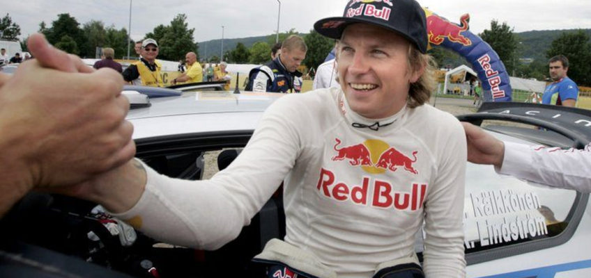 Kimi Raikkonen planea regresar al Mundial de Rallys