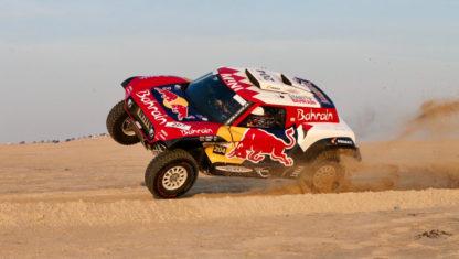 foto: Los 5 favoritos del Dakar 2020