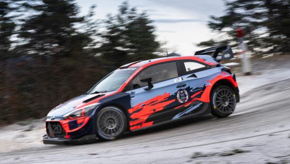 foto: Hyundai, a por los títulos de Marcas y Pilotos en el WRC