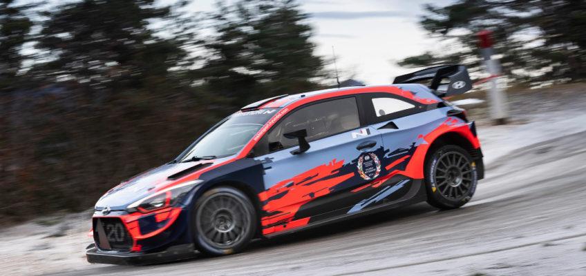 Hyundai, a por los títulos de Marcas y Pilotos en el WRC