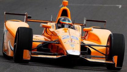 foto: Alonso podría correr las 500 Millas de Indianápolis con Andretti