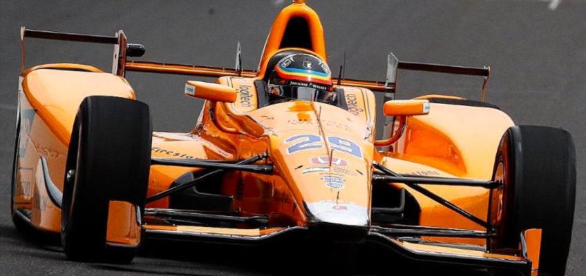 Alonso podría correr las 500 Millas de Indianápolis con Andretti