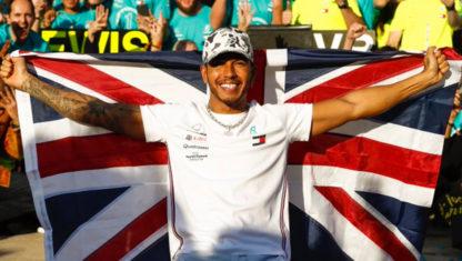 foto: Lewis Hamilton, 220 millones por cuatro años más en Mercedes