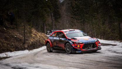 foto: Hyundai sustituye a Loeb por Breen para Suecia