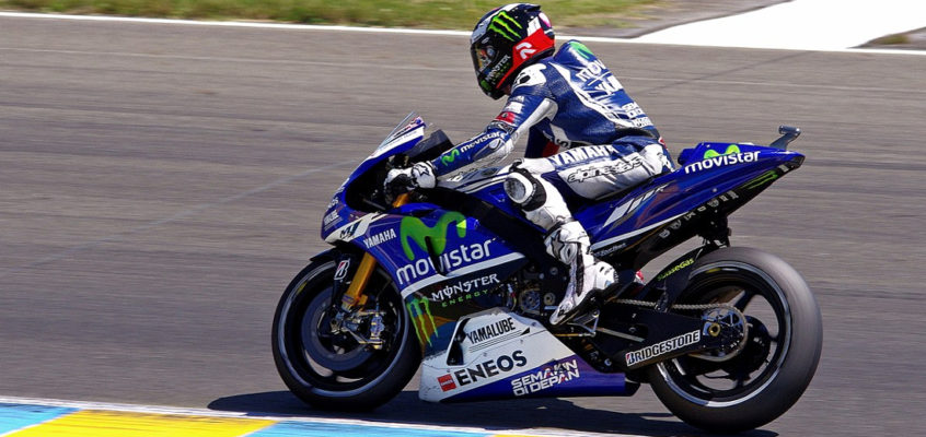 Jorge Lorenzo, piloto probador oficial de Yamaha en 2020