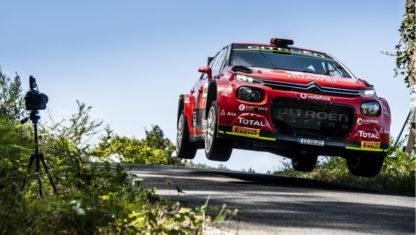 foto: Pepe López correrá el Rally de Montecarlo con Citroën