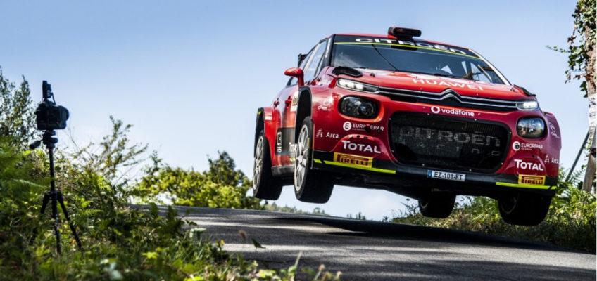 Pepe López correrá el Rally de Montecarlo con Citroën