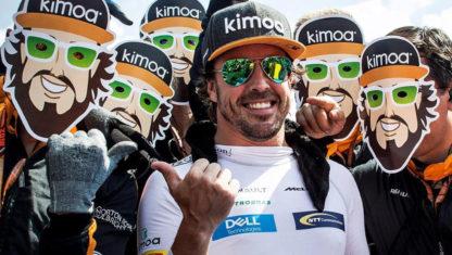 foto: Alonso deja McLaren para estar libre para la F1