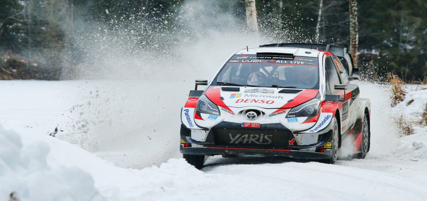 Kalle Rovanperä, futura estrella del WRC