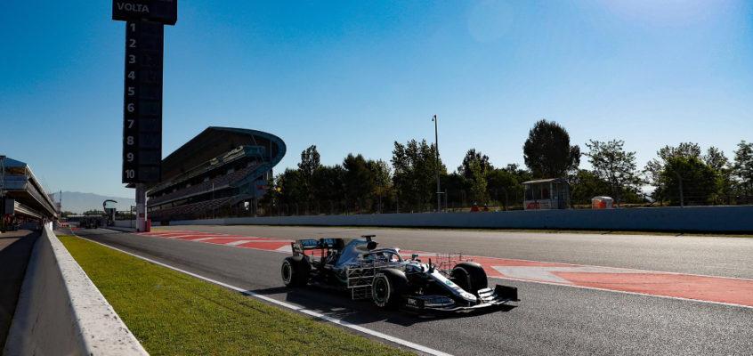Alineaciones de pilotos para los test de pretemporada F1 2020