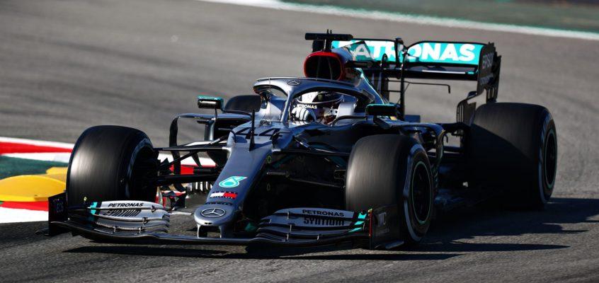 Así es el volante 'mágico' de Mercedes y Hamilton