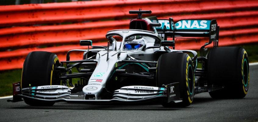 Mercedes presenta su W11, un coche para hacer Historia