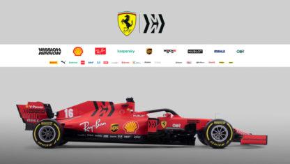 foto: Así es el Ferrari SF1000 para batir a Mercedes en 2020