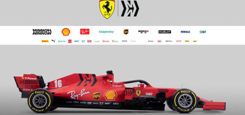 Así es el Ferrari SF1000 para batir a Mercedes en 2020