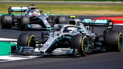 foto: Calendario de las presentaciones de la Fórmula 1 2020