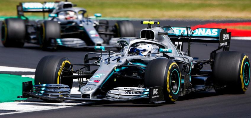 Calendario de las presentaciones de la Fórmula 1 2020