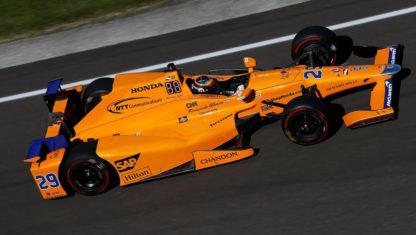 foto: Alonso correrá las 500 Millas de Indianápolis 2020 con McLaren