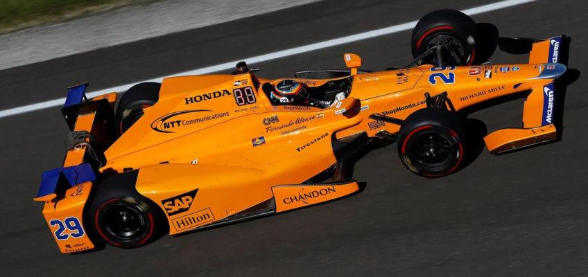 Alonso correrá las 500 Millas de Indianápolis 2020 con McLaren