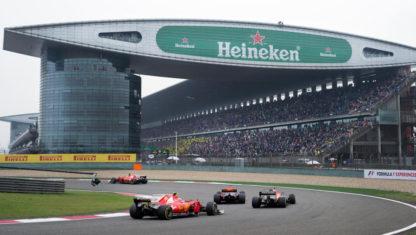 foto: El GP de China F1 2020 peligra por el coronavirus