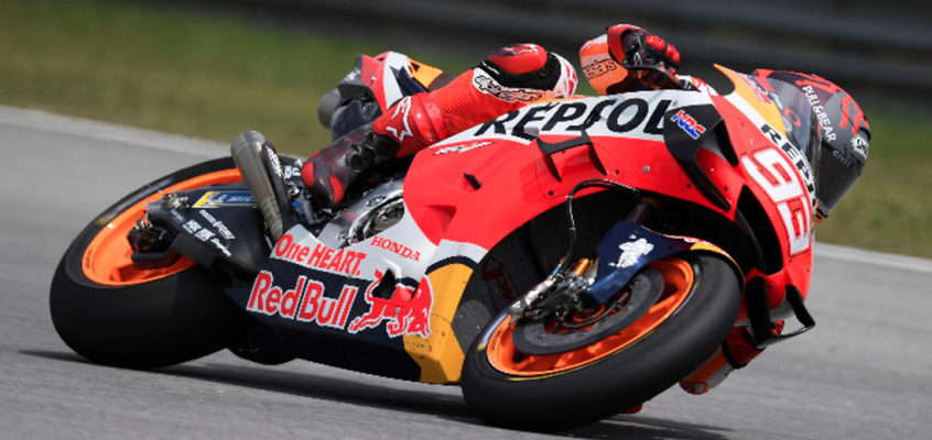 Marc Márquez renueva con Honda hasta finales de 2024