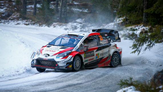 foto: Rally Suecia: Victoria y candidatura al título de Elfyn Evans