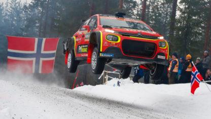 foto: Previo Rally de Suecia, batalla nórdica con nieve o sin ella