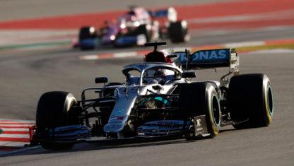 foto: Análisis tras los test de pretemporada F1 2020