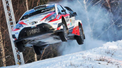 foto: El Rally de Suecia 2020 se celebrará a pesar de la falta de nieve