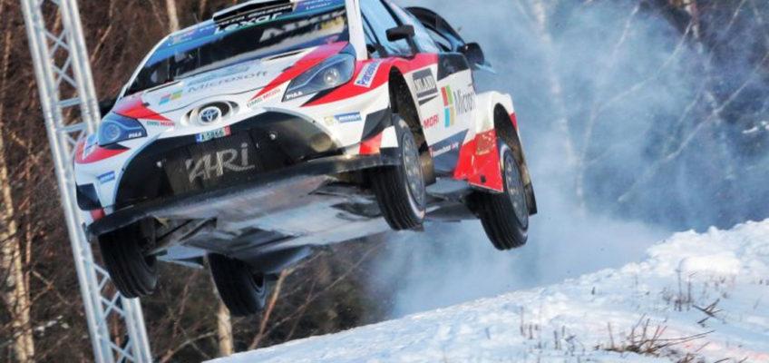 El Rally de Suecia 2020 se celebrará a pesar de la falta de nieve