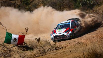 foto: Previo Rally de México, duelo en la tierra y altitud de Guanajuato