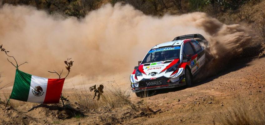 Previo Rally de México, duelo en la tierra y altitud de Guanajuato