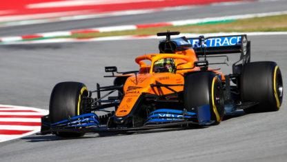 foto: ¿Conoces el origen del color naranja de los McLaren de F1?