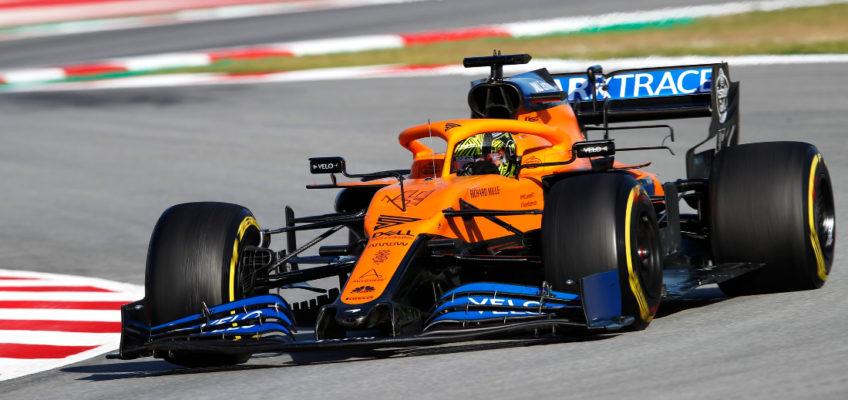 ¿Conoces el origen del color naranja de los McLaren de F1?