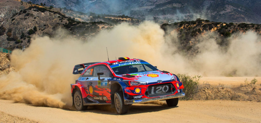 Dani Sordo apunta (muy) alto para el Rally de México
