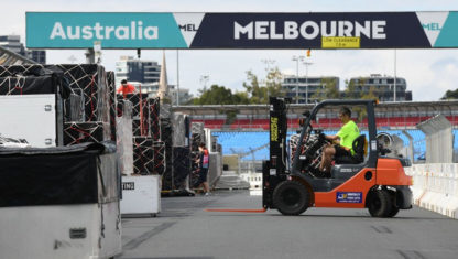 foto: El GP de Australia F1 2020, cancelado por el coronavirus