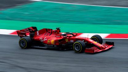 foto: La F1 adelanta el parón veraniego por el coronavirus