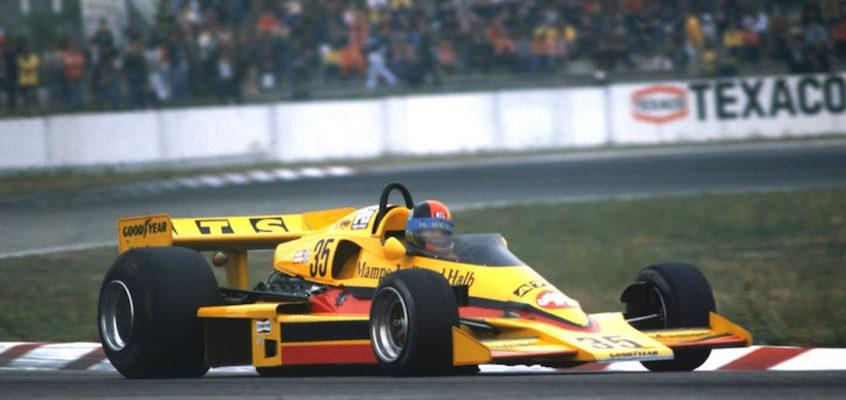 Hans Heyer, el 'polizón' en una carrera de F1