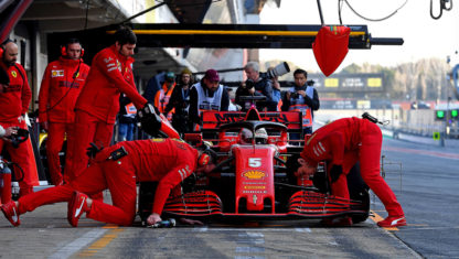 foto: Siete equipos de F1, contra la FIA y Ferrari