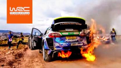 foto: El incendio del Ford de Lappi en México sigue sin aclararse