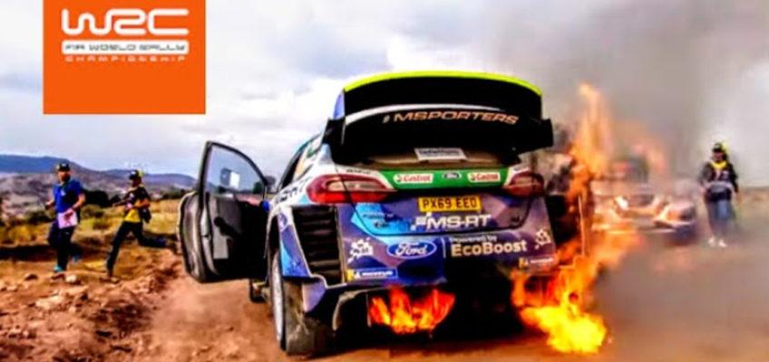 El incendio del Ford de Lappi en México sigue sin aclararse