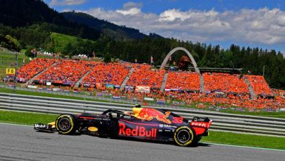 foto: La Fórmula 1 podría arrancar en julio en Austria