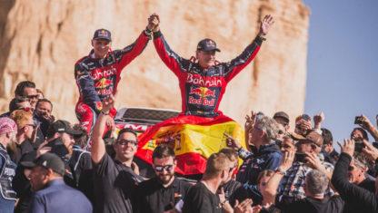 """foto: Carlos Sainz: """"Me hubiera encantado correr con SEAT"""""""