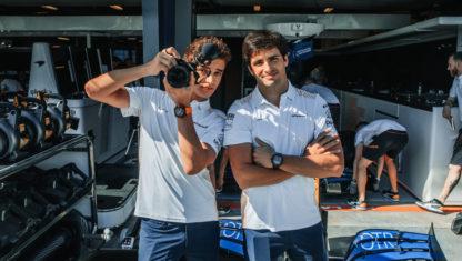 foto: Carlos Sainz y Lando Norris deciden bajarse el sueldo