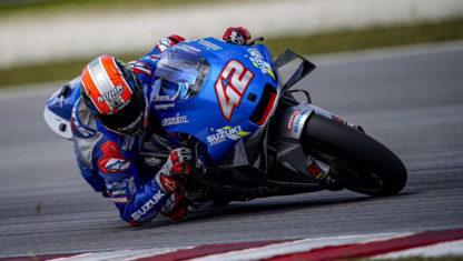 foto: Álex Rins renueva con Suzuki hasta finales de 2022