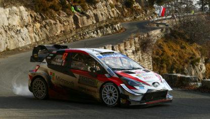 foto: El Rally de Montecarlo 2021 conservará su sede principal en Gap