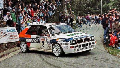 foto: Los 5 coches más dominadores del WRC: leyendas rodantes