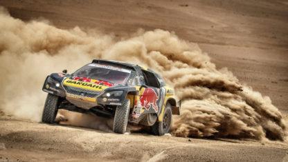 foto: ¡Sébastien Loeb quiere volver al Dakar!