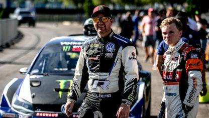foto: Petter Solberg negocia con dos marcas para crear su equipo en el WRC