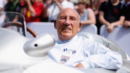 foto: Muere Stirling Moss, el campeón sin corona de la F1